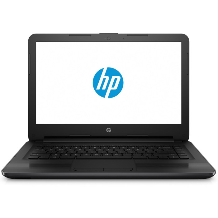 """HP 240 G5 Notebook PC - i3-6006/4GB/500/14""""/DOS - Hitam"""