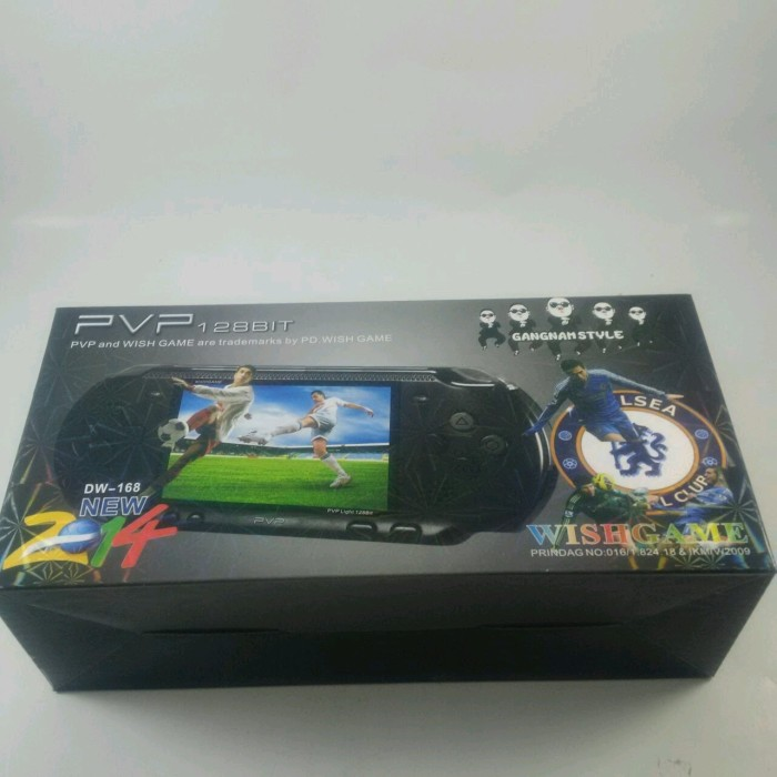 harga Pvp 64 bit game jadul nintendo model psp Tokopedia.com