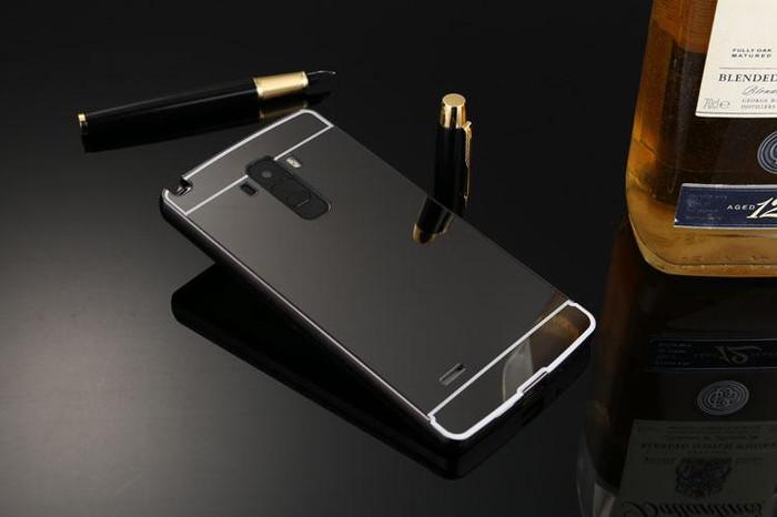 Case Aluminium Bumper Mirror | Bumper Slide Mirror LG G4 Stylus