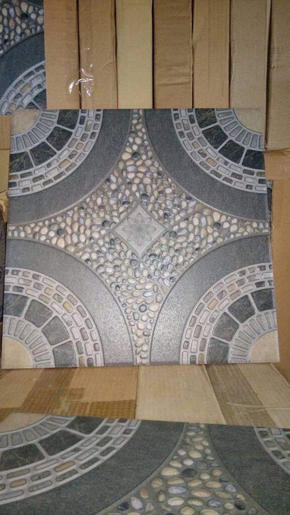 Jual keramik  lantai  garasi  40x40 maestro Rahma Ameh