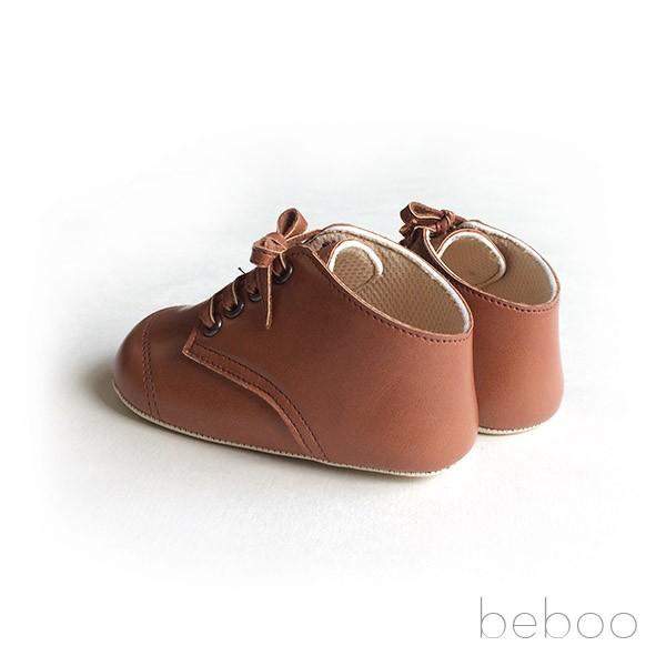 Sepatu Bayi Laki Laki Baby Boy Pre Walker Shoes BEBOO - Michael Tan