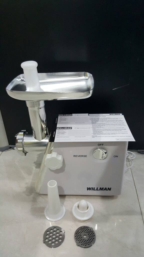 harga Mesin giling daging meat grinder willman mg301 Tokopedia.com