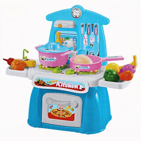 Jual Mini Kitchen Set Frozen Mainan Kado Cewek Diskon Jakarta Selatan Gallery Riaheri Tokopedia