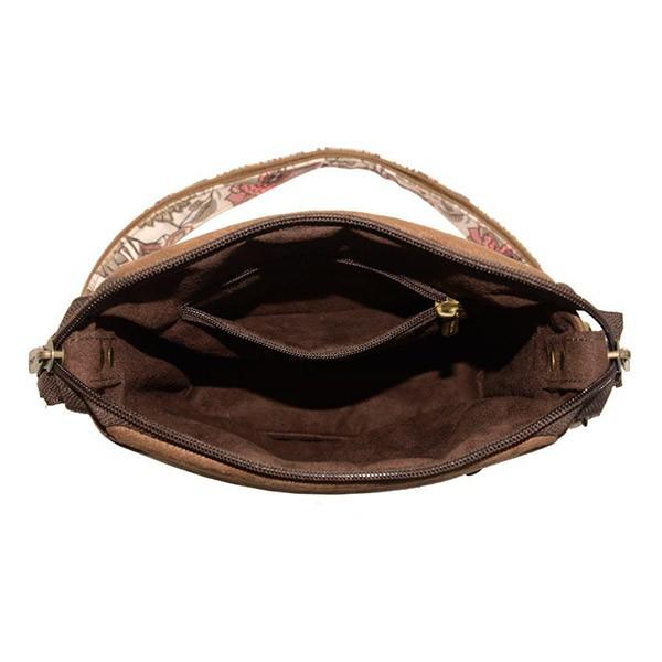 Tas Kulit Suede Selempang Mokamula SLING BAG SKYLA untuk Wanita