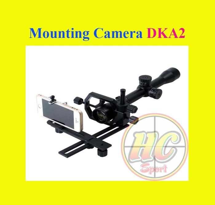 harga Mounting kamera senapan angin dka2 / mounting camera / mountcam Tokopedia.com