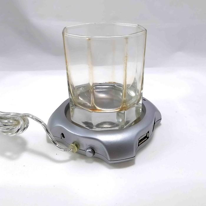 harga Usb hub warmer 4 port / usb cup warmer / pemanas kopi Tokopedia.com