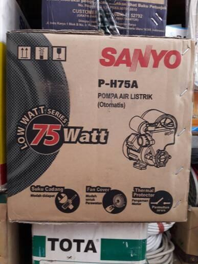 Pompa SANYO P H75A otomatis auto