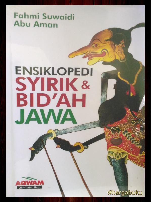 harga Ensiklopedi syirik & bidah jawa Tokopedia.com
