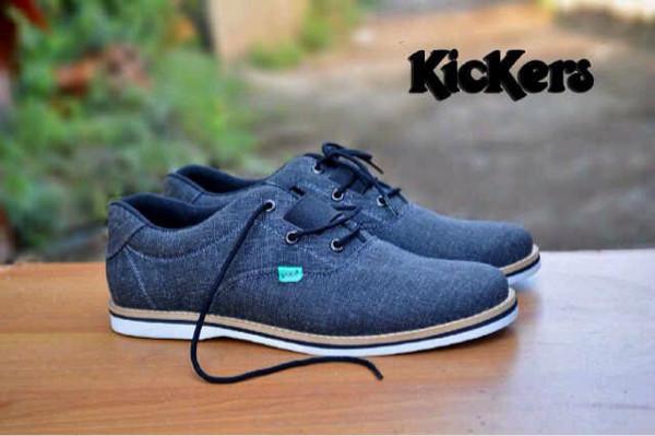 Jual Promo Sepatu Kickers Pria Casual New - Toko Sepatu Online BDG 4 ... b0faa69ac0