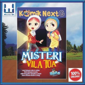 harga Buku cerita anak komik next g misteri vila tua (dongeng kkpk) Tokopedia.com