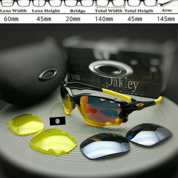 harga Kacamata oakley jawbone black livestrong kacamata sepeda polarized Tokopedia.com