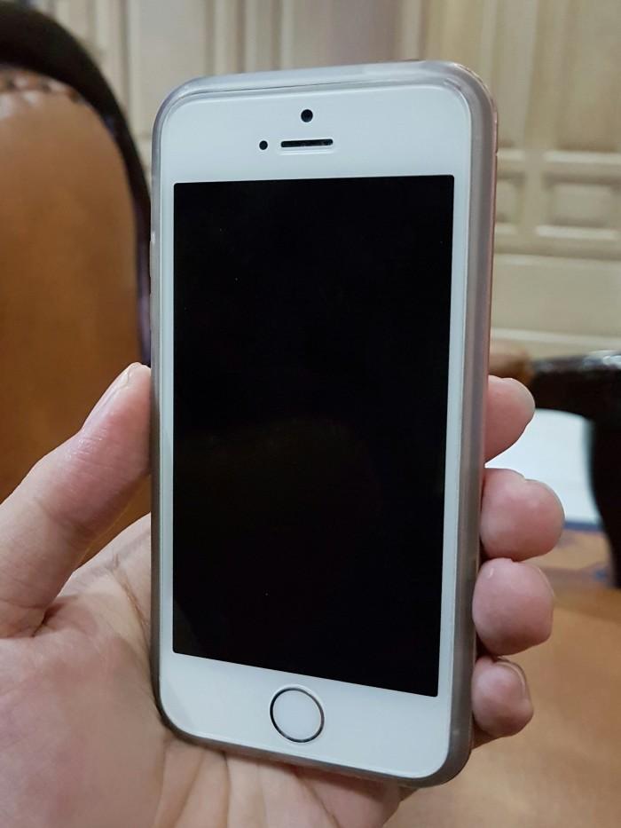 Jual iPhone 5S 16GB Silver Garansi Resmi Indonesia s.d. Mei 2017 ... ed72ad9a58