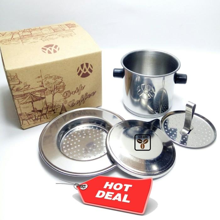 harga Vietnam Drip Ma | Produk Terbaru| Penyaring Kopi Vietnam Tokopedia.com