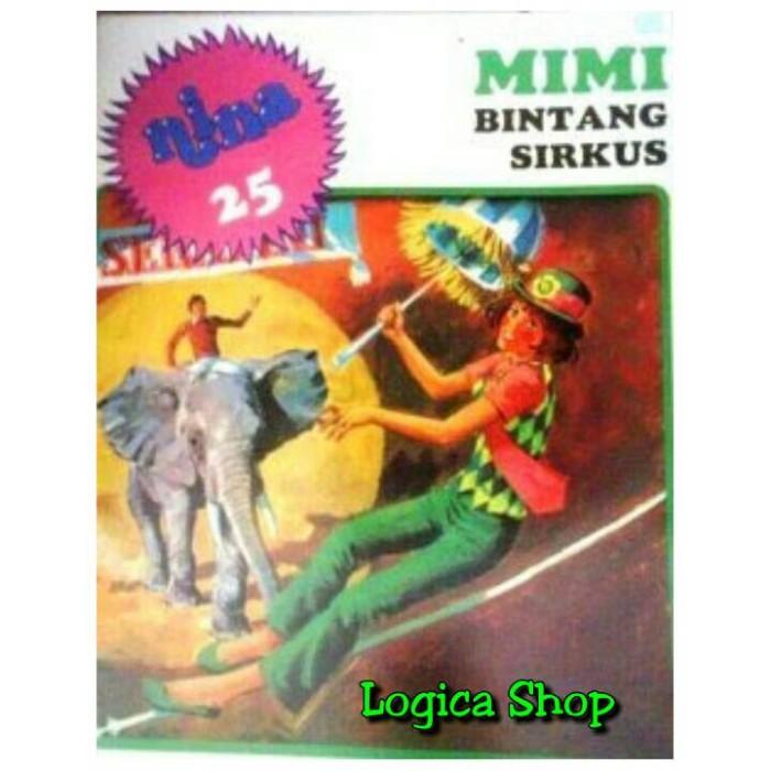 harga Ebook / e book / e-book komik nina jilid 2 Tokopedia.com
