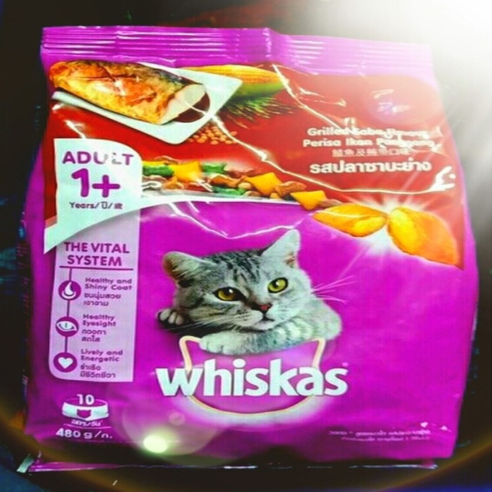 Jual Makanan Kucing Wishkas Serbu Grosir Jakarta Pusat