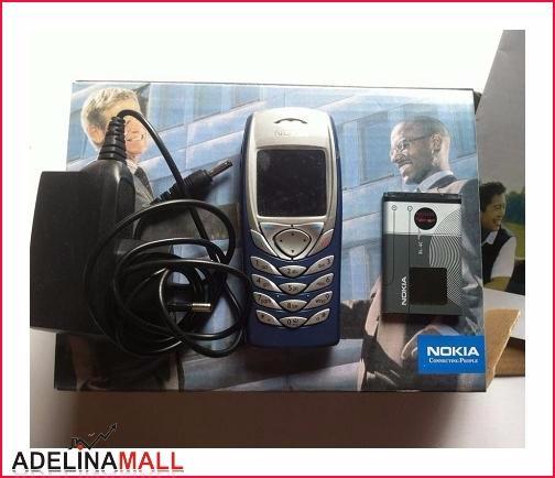 harga [diskon] nokia 6100 dark blue   nokia jadul ori   hp jadul murah [ori] Tokopedia.com