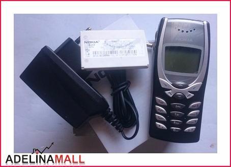 harga [diskon] nokia 8250 black | nokia jadul ori | hp jadul murah [original Tokopedia.com
