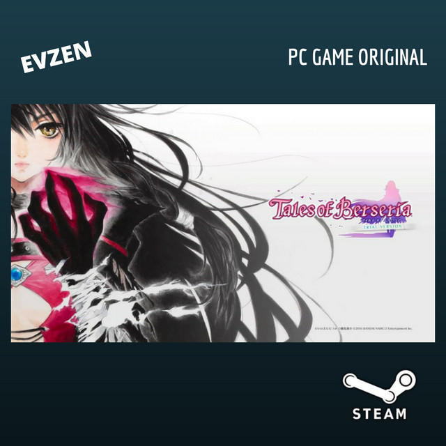 harga Tales of berseria steam ( pc ) Tokopedia.com