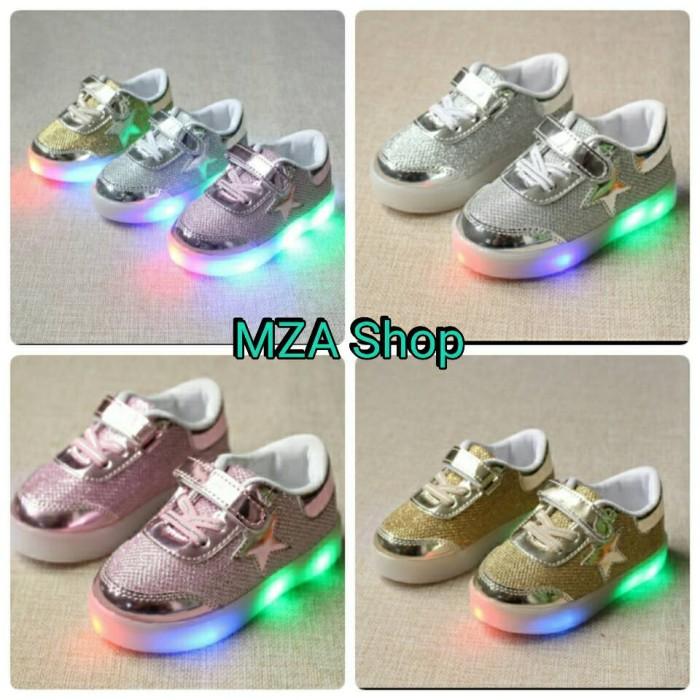 Jual Sepatu Led anak   Sepatu Lampu   Sepatu Nyala   Sepatu Anak ... fb5e9ea521