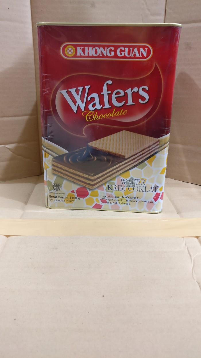 Khongguan Wafer Chocolate 1300gram