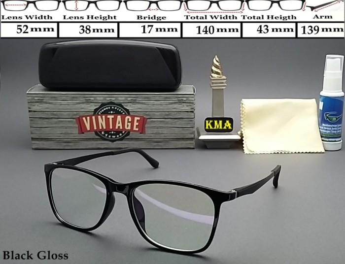Jual kacamata minus frame kacamata minus vintage kacamata korea ... a8be53b4d1