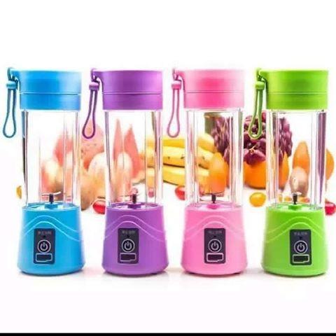 Shake N Take Terbaru Portable USB Juicer Blender Bisa di Cas / Charger