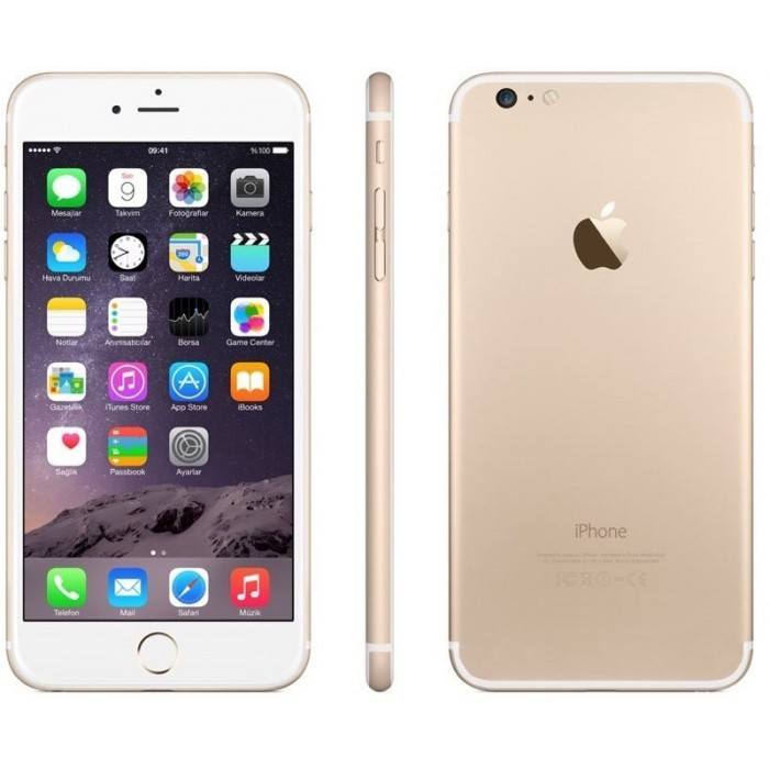 Jual APPLE IPhone 128gb Seri 7 Gold Internasional - 23772 ... 8143504a52