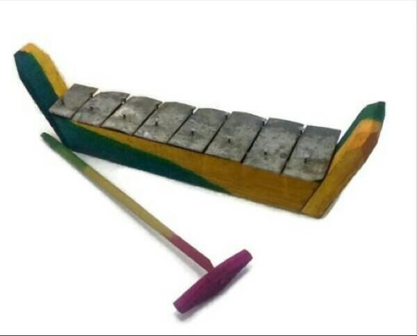 Jual Saron mini belajar alat musik tradisional MURAH