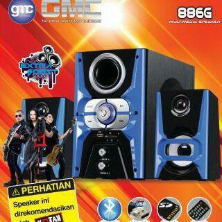Jual Speaker GMC Bluetooth 886G - PT. BIMACOM MEDAN   Tokopedia on chevy cobalt oem speaker, quick disconnect speaker, sierra 2 center speaker, gem speaker, ram speaker, ford speaker,