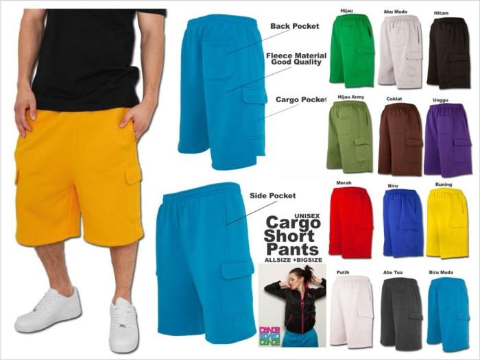 harga Celana pendek cargo kargo santai olahraga pdl camping kempol jogging Tokopedia.com