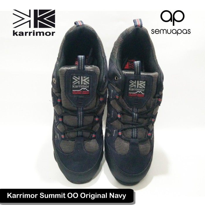 Sepatu Karrimor Summit Original Sepatu Outdoor - Daftar Harga ... 0f7e28165f