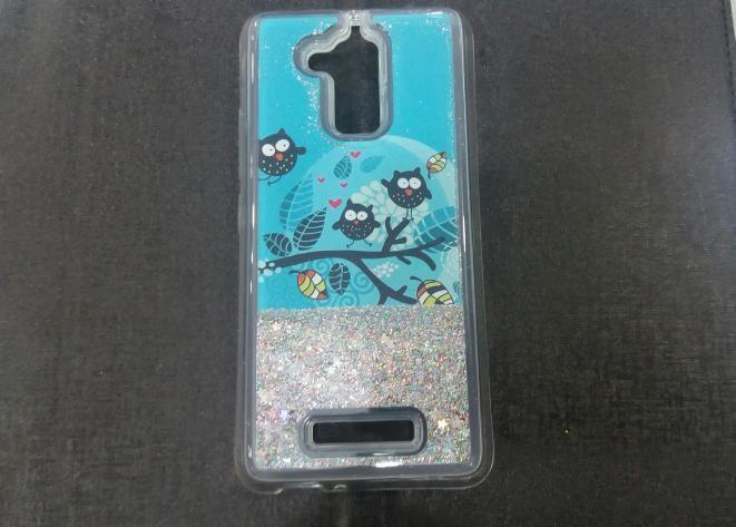 harga Case asus zenfone go b 4'5/zb452kg aquarium water gliter karakter Tokopedia.com