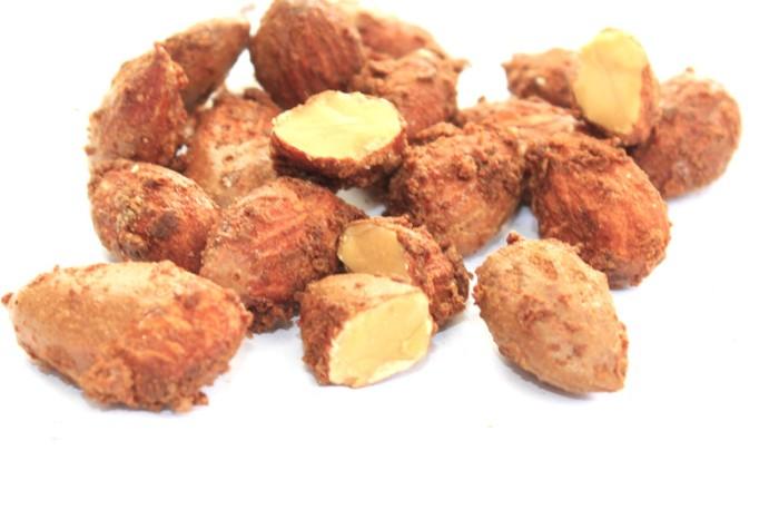 harga Kacang Almond Roasted (rasa Coklat) 100g Tokopedia.com