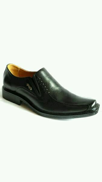 harga Sepatu pantofel (gats kl 1105) black Tokopedia.com