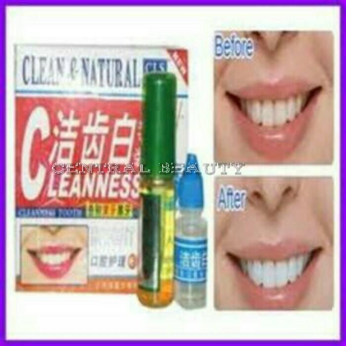 Jual Pemutih Gigi Cleanness Tooth Cek Harga Di Pricearea Com