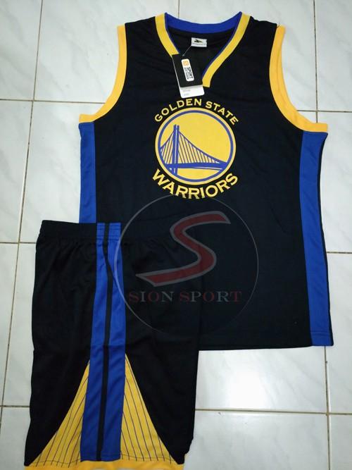 finest selection cf5a7 c0399 Jual Setelan Jersey Baju Basket NBA Anak Impor - Golden State Warriors GSW  - DKI Jakarta - Drew Collection | Tokopedia