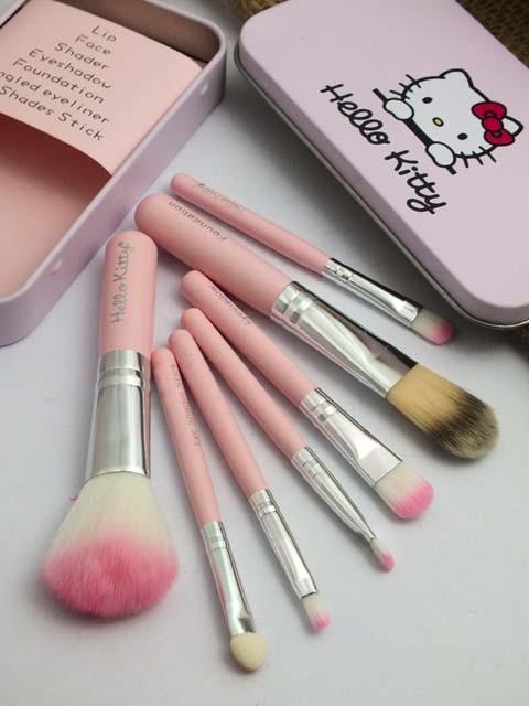 68558e5ea Jual Kuas Hello Kitty / Brush Hello Kitty isi 7 - Kota Tangerang ...