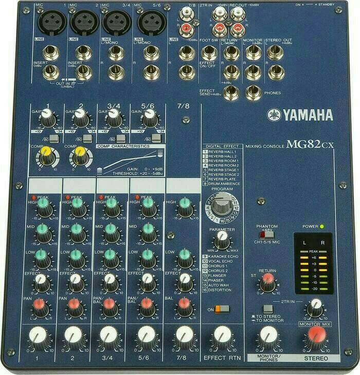 harga Mixer audio stereo yamaha mg82cx discon baru murah.. Tokopedia.com