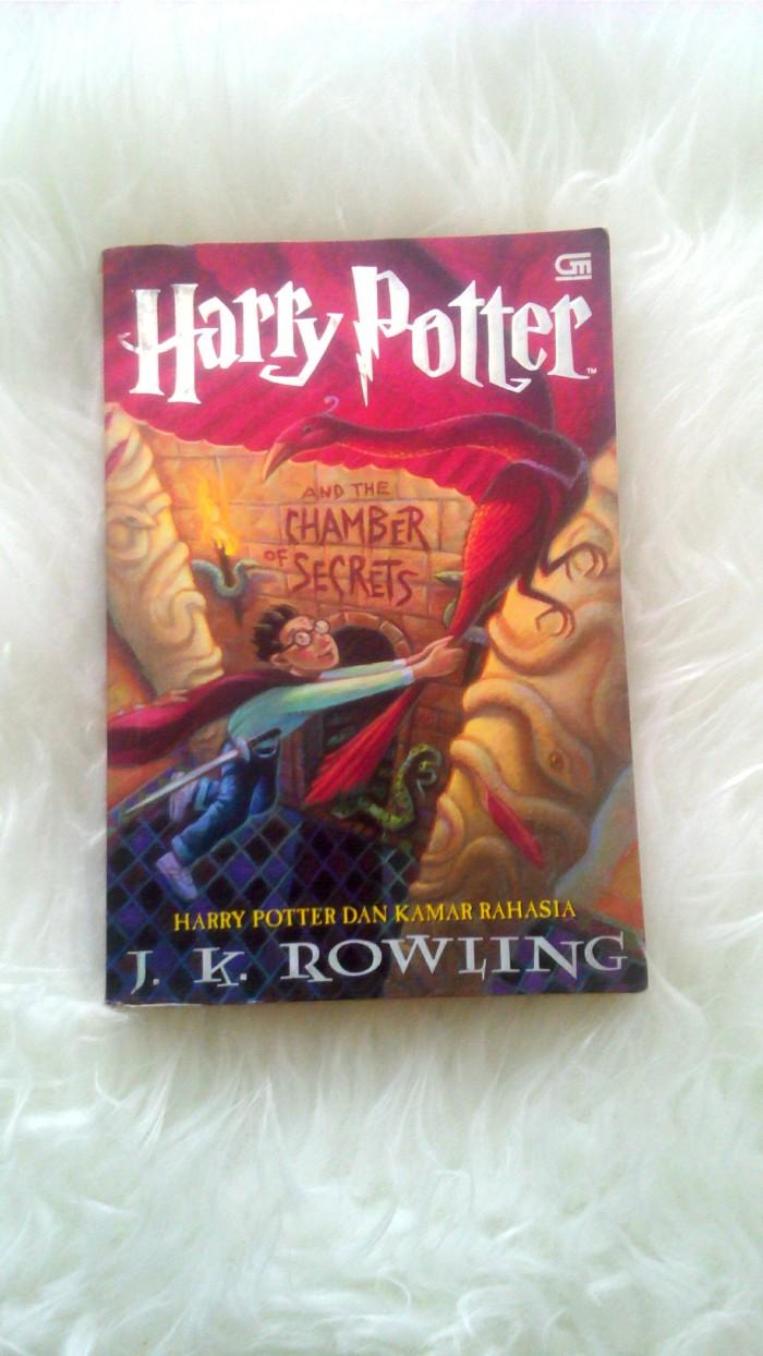 Jual Harry Potter Dan Kamar Rahasia Kota Medan Bacabuku Store