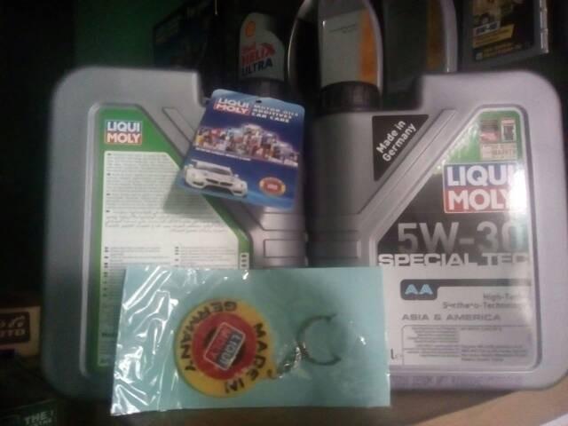 harga Liqui Moly Special Aa 5w30 Untuk Mobil Asia Dan Amerika Fullsynthetic Tokopedia.com