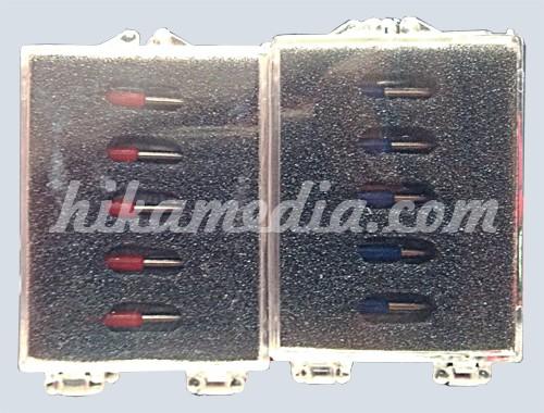 harga Jarum mesin cutting sticker (pisau) roland 45 & 60 derajat Tokopedia.com