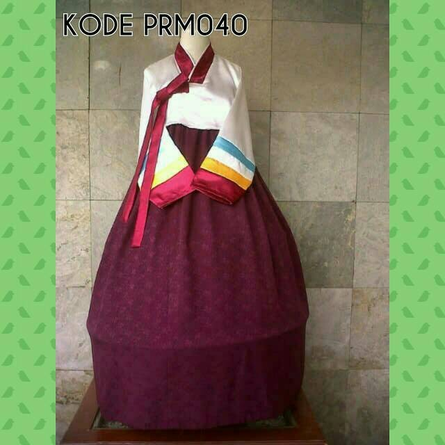 harga Hanbok baju tradisional / adat korea hambok hanbook handbok Tokopedia.com