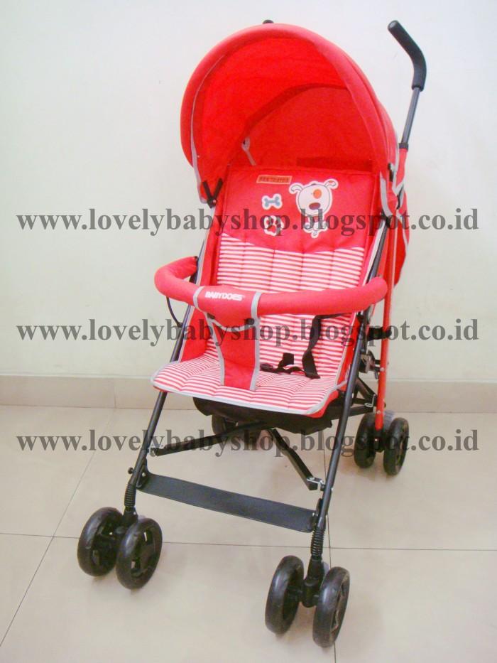 harga Stroller (kereta dorong) babydoes ch204 clap # lipat payung ringan Tokopedia.com