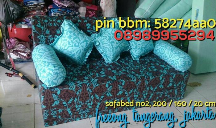 harga Sofa bed kasur inoac p 200 x l 160 x t 20 Tokopedia.com