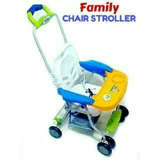harga Chair stroller merk family / kereta dorong / kursi meja makan bayi Tokopedia.com