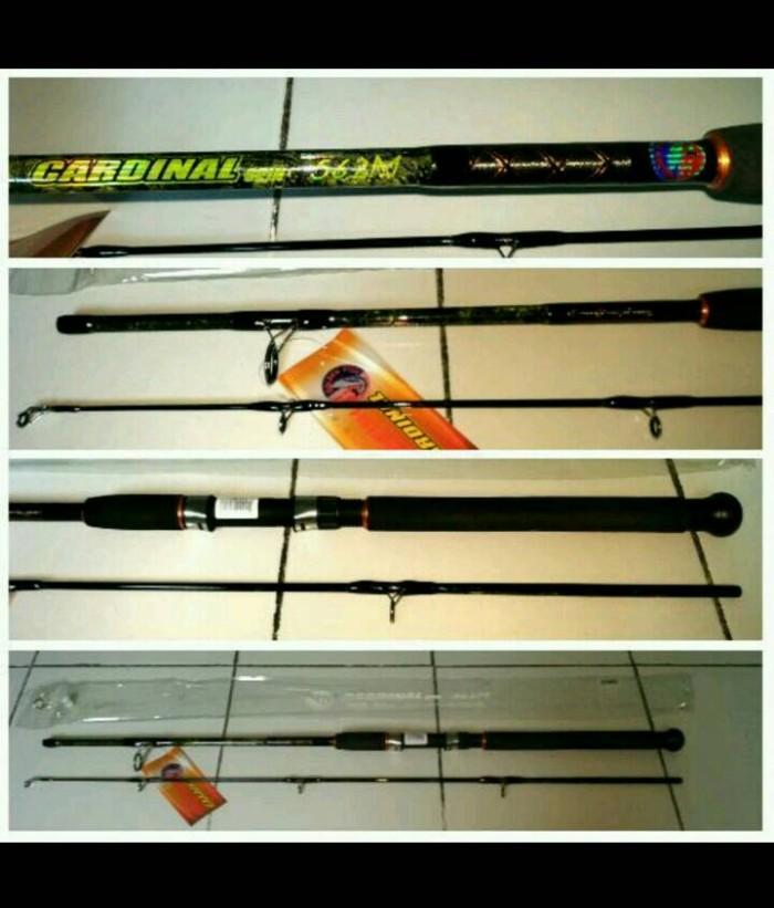 harga Joran golden fish cardinal 180cm bahan carbon Tokopedia.com