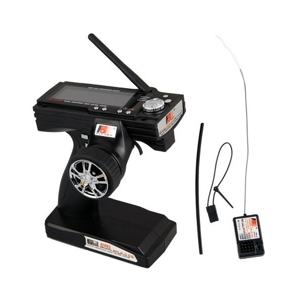 harga Remot rc car / boat flysky fs gt3b  2.4ghz 3ch radio system Tokopedia.com