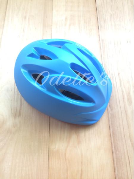 Helm sepatu roda anak   helm sepeda anak (biru) 163e9f6660