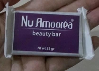 harga Nu amoorea nuamoorea beauty bar, 1/4 bar sabun wajah herbal Tokopedia.com