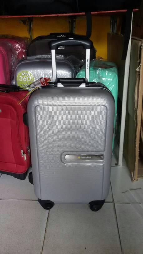 Koper Fiber Hard Case 20 Inc Kunci President 5267